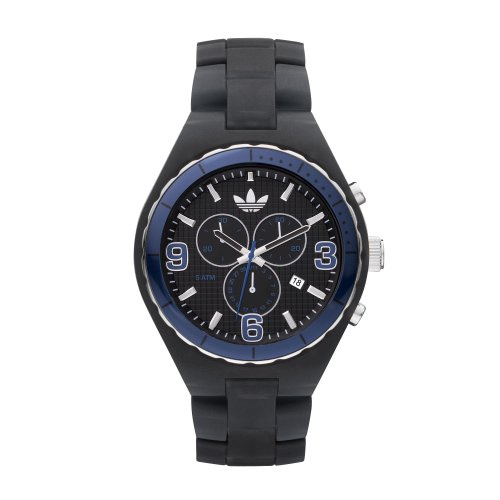 Adidas Unisex 47mm Blue Cambridge Chronograph Watch Adh2567