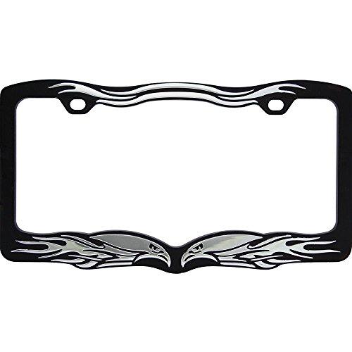 Pilot Automotive Black Eagle License Plate Frame (WL733) (Eagle License Plate Frame compare prices)