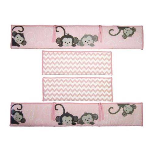 Bedtime Originals Crib Bumper, Pinkie