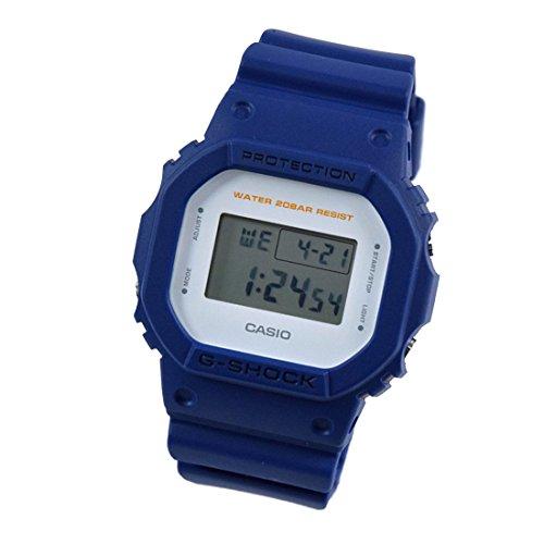 カシオ CASIO Gショック G-SHOCK DW-5600M-2DR ネイビー 腕時計 メンズ 海外モデル 【並行輸入品】