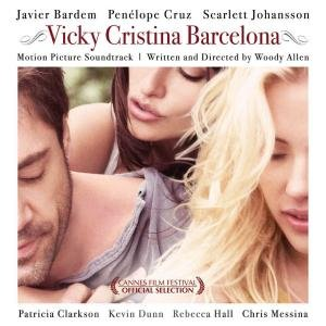 Vicky Cristina Barcelona [Motion Picture Soundtrack]