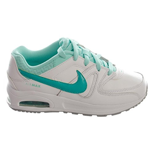 Nike Bambina Air Max Command Flex Ltr Ps scarpe da corsa bianco Size: 32
