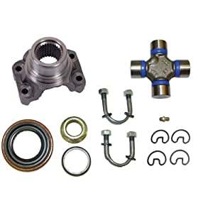 Alloy USA 380003 Ring And Pinion Overhaul Kit