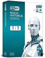 ESET NOD32 Antivirus Version 9 - 1 PC, 1 Year (DVD)