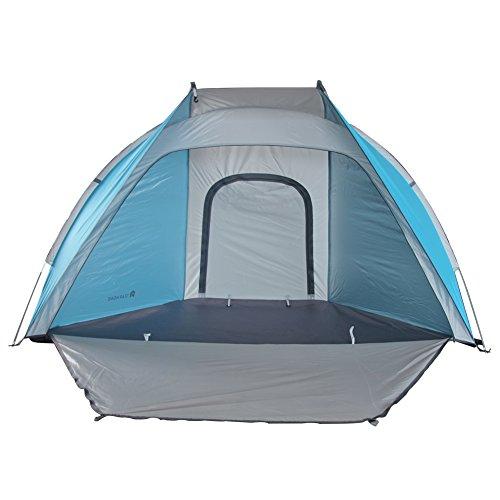 Starhome ext rieur tentes de plage pour abri soleil bleu bleu - Decathlon tente plage ...