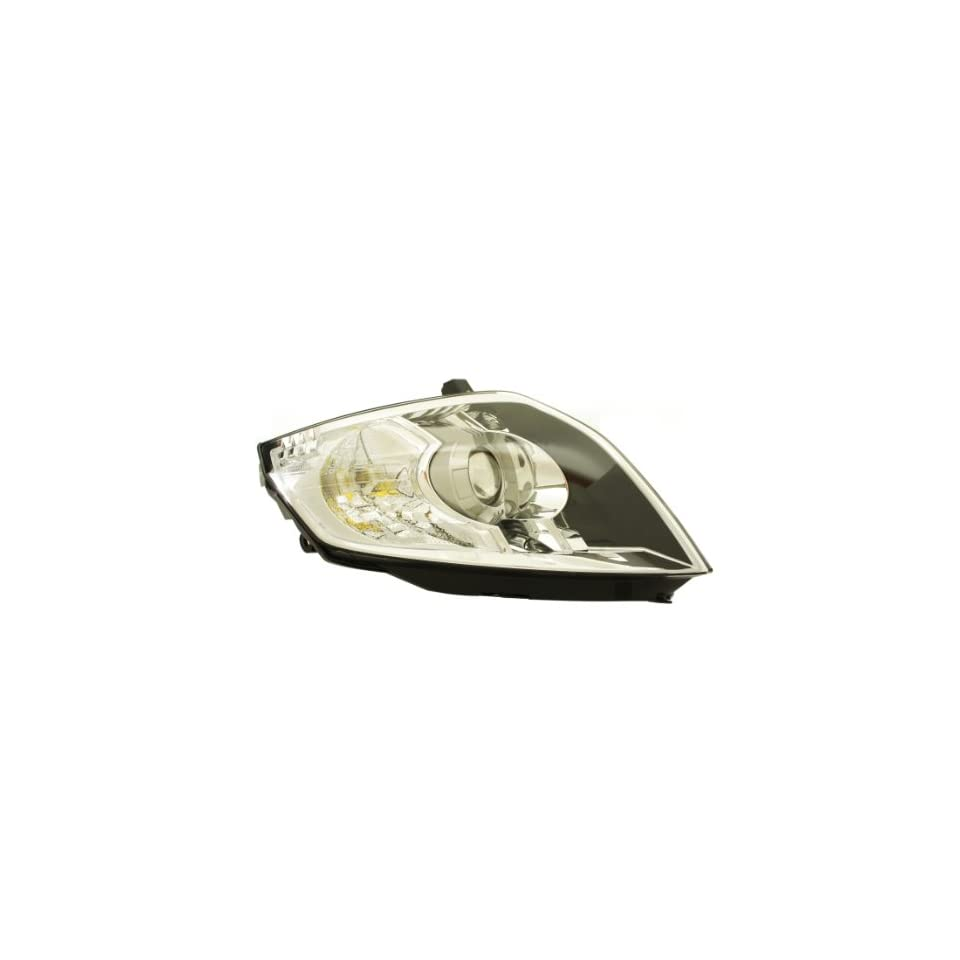 Genuine Nissan Parts 26076 CF40A Driver Side Headlight Lens/Housing
