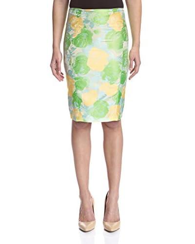 Elie Tahari Women's Penelope Skirt  [Sharp Green]