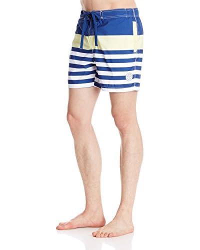 Springfield Shorts da Bagno [Blu]