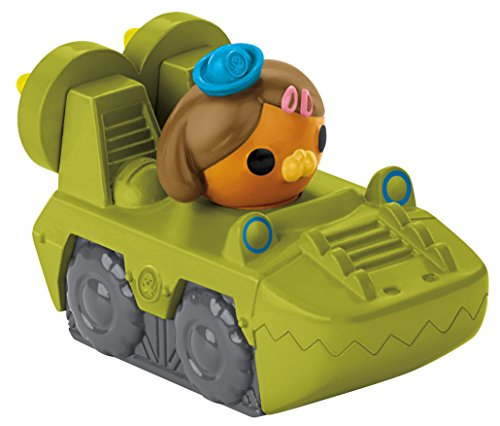 Fisher-Price Octonauts Gup Speeders Gup-K