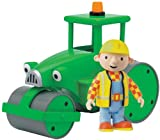 Born To Play - Bob The Builder Friction Roley With Bob Figure
