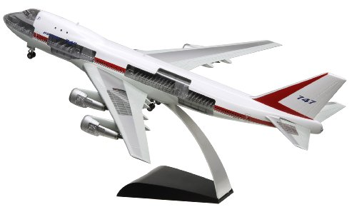Dragon Models Boeing 747-100 Maiden Flight City of Everett Kit, 1:144 Scale (Boeing 747 Model compare prices)