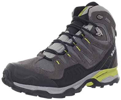 Salomon Mens Conquest GTX Backpacking Boot by Salomon