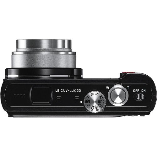 Leica V-LUX 20 12.1 MP Digital Camera with 12x Wide Angle Optical Zoom and 3.0-Inch LCD Reviews