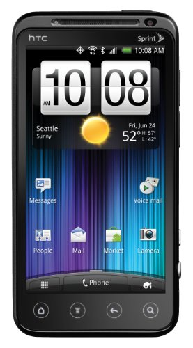HTC EVO 3D 4G Android Phone (Sprint)