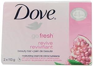 Dove beauty bar, go fresh Revive 2 Count 113g
