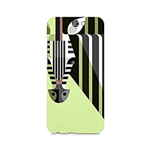 Ebby Abstract Animal Premium Printed Case For HTC One A9