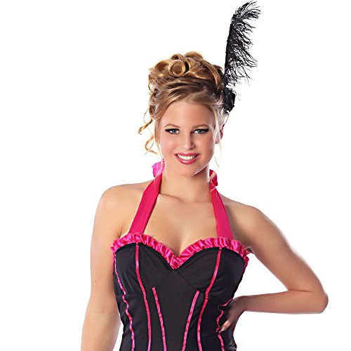 Rubie's Costume Flapper Feather Costume Headpiece