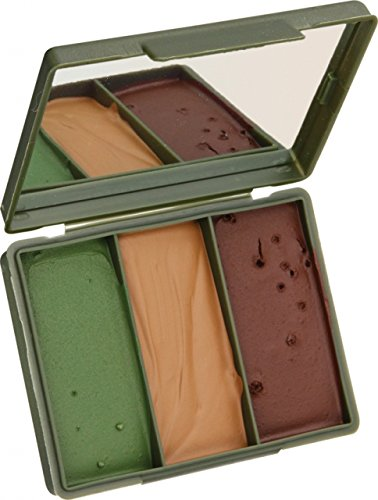 BCB Adventure 3 Color Camo Compact Cream, Desert