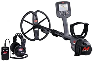 Minelab CTX 3030 Metal Detector with Wireless Headphones from Minelab