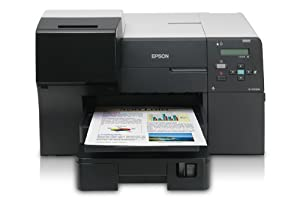 B-510dn: Business Inkjet Printer