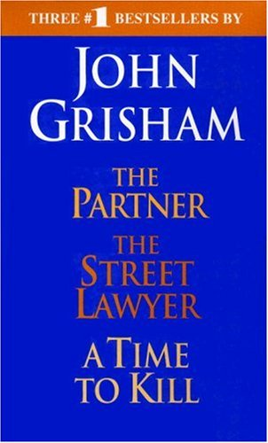 John Grisham 3 Copy Box Set Picture