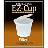 EZ-Cup Filter Papers by Perfect Pod-3 pack (150 filters)