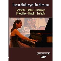 Inesa Sinkevych In Havana
