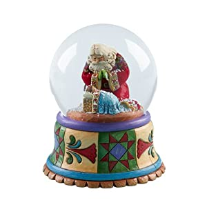 Amazon Com Jim Shore Heartwood Creek Santa With Baby