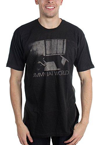 Jimmy Eat World-Tavolo per One-T-Shirt da uomo