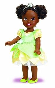 Disney Basic Toddler Doll - Tiana