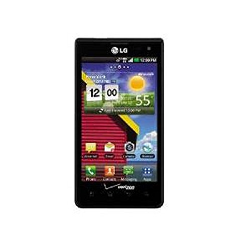 Lg Lucid Vs840pp 8gb Verizon Prepaid 4g Lte Dual-core Android Smartphone - Black (Verizon Lg Lucid 4g compare prices)