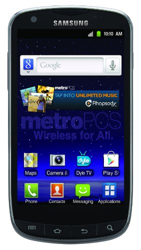 Samsung Galaxy S Lightray 4G LTE Prepaid Android Phone (MetroPCS)