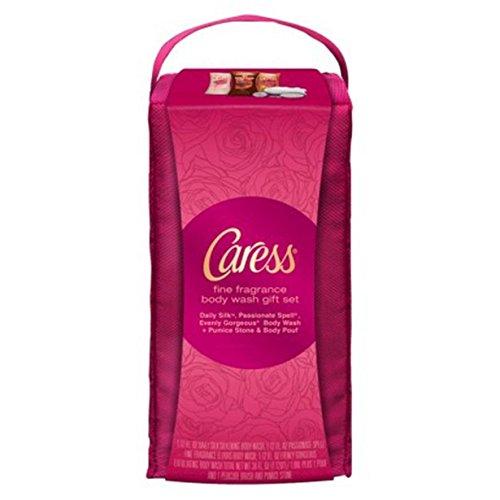 caress-fine-fragrance-body-wash-gift-set-1-12-oz-daily-silk-body-wash-1-12-oz-passionate-spell-body-