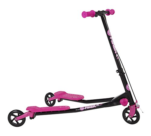 Yvolution Y Fliker A1 Air Black/Pink