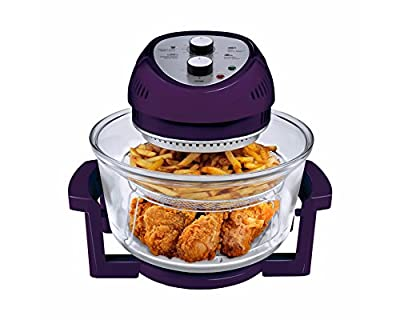 Big Boss 1300W Oil-Less Fryer 16-Quart
