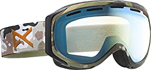 Anon Hawkeye Goggles (DFK with Gold Chrome)