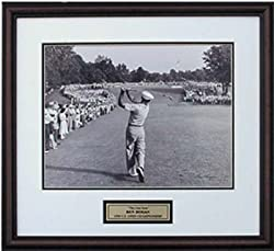 Other Golfers N/A Print-Framed - 1 Iron'' Print 1950 Us Open