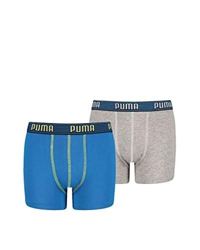 PUMA Pack x 2 Bóxers Amazon