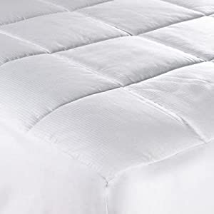 Bloomingdale's Ultimate 400 TC My Mattress Pad Level 3; KING