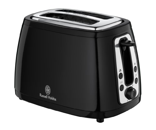 russell hobbs grille pain 2 tranches patrimoine noire. Black Bedroom Furniture Sets. Home Design Ideas