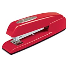 Swingline 747 Rio Red Stapler, 20 Sheets, Red (S7074736)