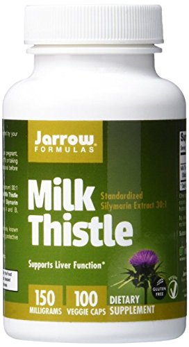 Jarrow-Formulas-Milk-Thistle-150-mg-Caps