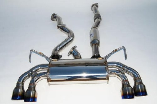 Borla 140165 Stainless Steel Cat-Back Exhaust System