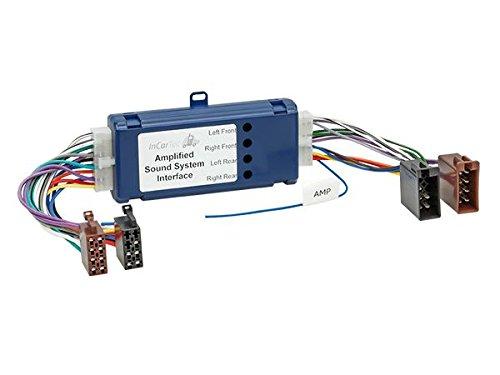 ACV-1230-51-Aktivsystemadapter-fr-SaabNissanMazdaLand-Rover-4-Kanal