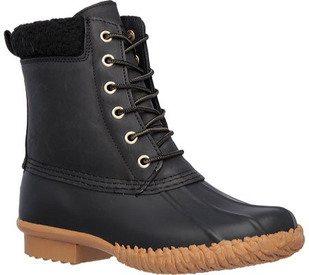 Skechers Women's Duck Boot Snow Boot, Black, 7 M US (Amazon Womens Snow Boots compare prices)