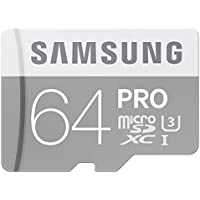 Samsung PRO MB-MG64EA/AM 64GB Class 10 600x microSDXC Memory Card
