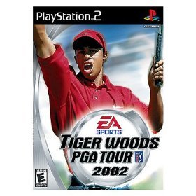 Tiger Woods PGA Tour 2002