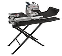 Bosch TC10-07 10-Inch Wet Tile and Stone Saw with Folding Stand by Bosch