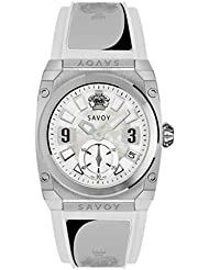 Savoy Swiss Made Icon Light White Steel Dial Female Watch -S311A1P0101R4001