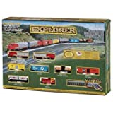 Bachmann Trains Explorer Ready - To - Run N Scale Train Set